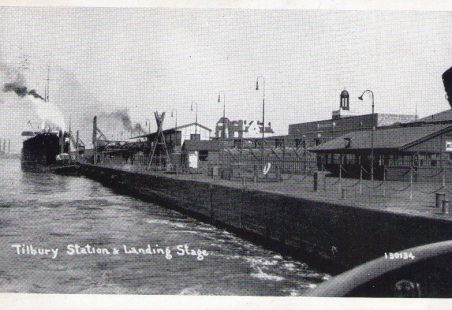 Tilbury Station & Landing Stage