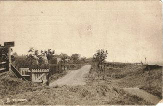 First postcard front