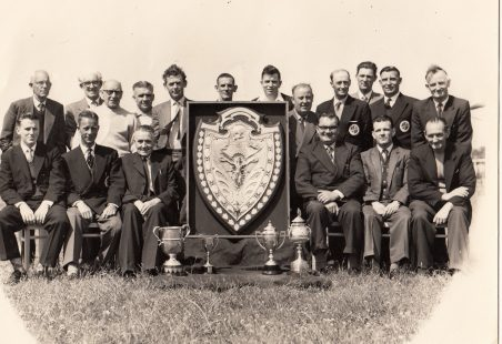 Tilbury Football 1955-56