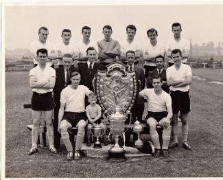 Tilbury Football 1955-56