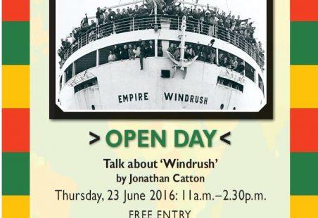 FREE Windrush event