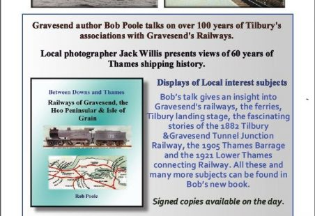 100 years of Tilbury's associations with Gravesend's Railways