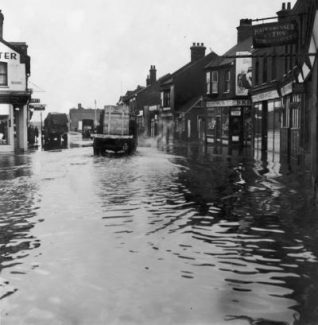 1953 floods | John Smith