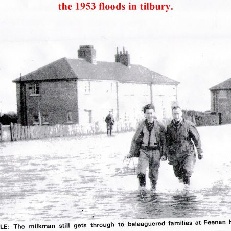 Coping with the floods