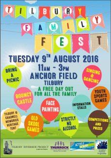 Tilbury Family Fest