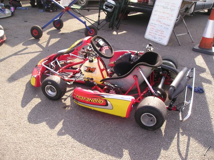 Go-Karts at Tilbury | from John Smith