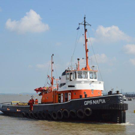 GPS NAPIA at Gravesend | Jack Willis