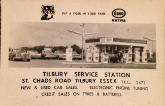 St Chads Service Station | G Sutcliffe