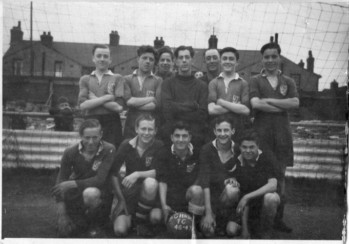 st chads school old boys football team