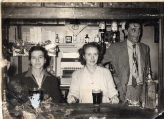 Working Mens Club Circa 1955