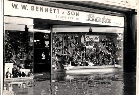 1968 - Smaller flood