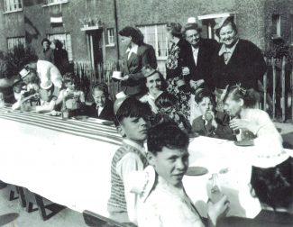 Coronation street party | from John Smith