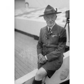 Lord Baden Powell | from John Smith