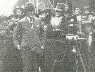 Baden-Powell in Tilbury | from John Smith