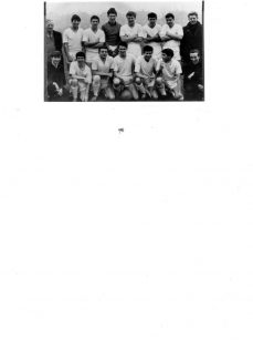 TILBURY JUNIORS 1963/64