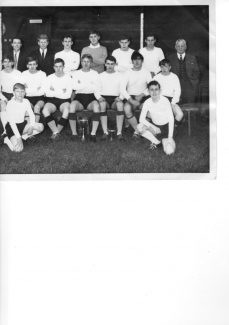 TILBURY JUNIORS 1963/64