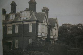Tilbury Gardens, 1940s | from John Smith