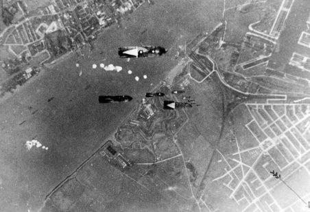 Memories of the Blitz in Tilbury?