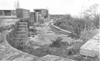 Coalhouse Fort before restoration work | Echo Group Newspapers (with permission)