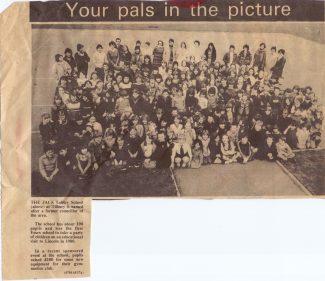 Jack Lobley school photo