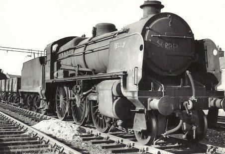 U Class steam locos.