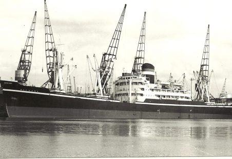 MATHURA in Docks