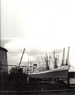 CITY of MELBOURNE of Ellerman Lines in Tilbury Docks 12-5-1968 | Jack Willis