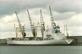 JUVANTE in Tilbury | Jack Willis