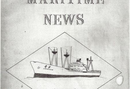 TILBURY SHIP SOCIETY magazine.