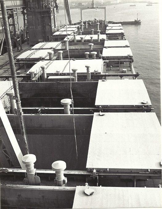 MANIFEST LIPCOWY on the grain terminal | Jack Willis