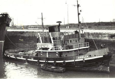 DHULIA in Tilbury