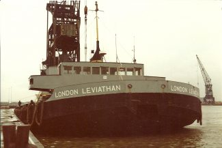 LONDON LEVIATHAN in Tilbury | Jack Willis