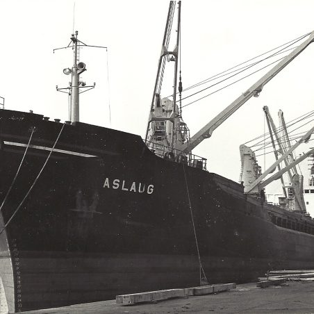 ASLAUG in Tilbury | Jack Willis
