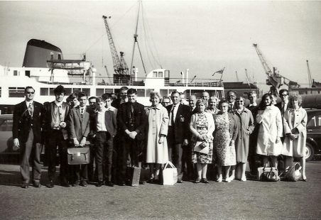 Tilbury Ship Society visit.