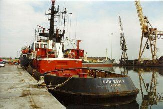 SUN ESSEX in Tilbury | Jack Willis