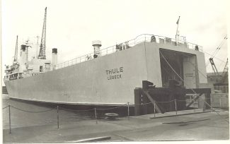 THULE in Tilbury . | Jack Willis