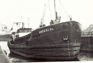ANDESCOL in Tilbury | Jack Willis