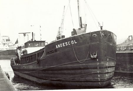ANDESCOL in Tilbury