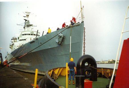 BELFAST  HMS