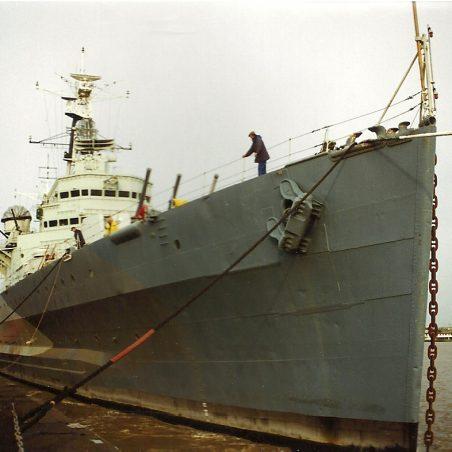 BELFAST  HMS | Jack Willis