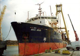ARCO ARUN in Tilbury