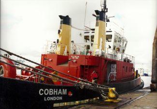 COBHAM deck details | Jack Willis