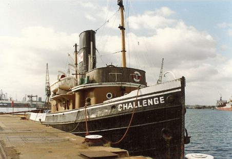 CHALLENGE before restoration