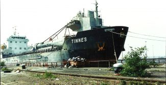 TINNES in Tilbury | Jack Willis
