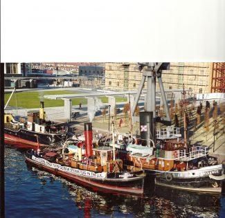 PORYWEY steam tug | Jack Willis