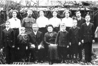 The Turnnidge Family | Family photo