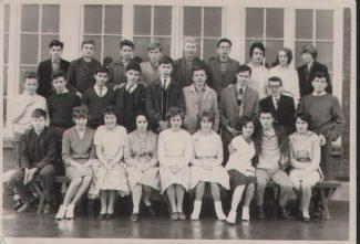 St. Chads School 1962