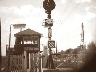 Signal Box - another view