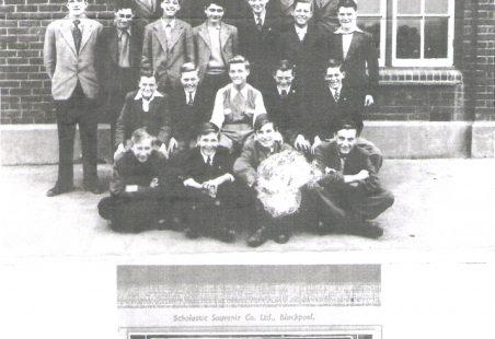 St Chad's School, 1950