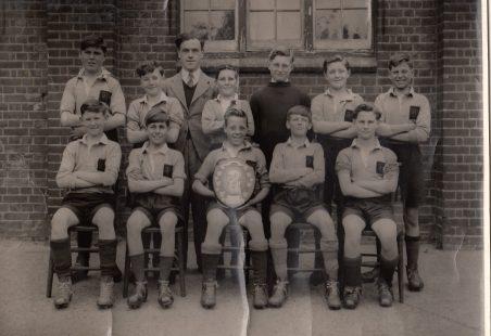 St. Mary's Catholic School Football Team